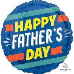 STRIPES HAPPY FATHER'S DAY STANDARD S40 PKT