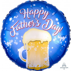 BEER MUG HAPPY FATHER'S DAY STANDARD S40 PKT