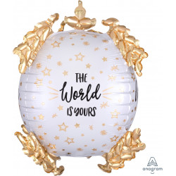 """THE WORLD IS YOURS ULTRA SHAPE P60 PKT (16"""" x 20"""")"""