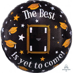 THE BEST IS YET TO COME GRAD PERSONALIZED JUMBO P35 PKT