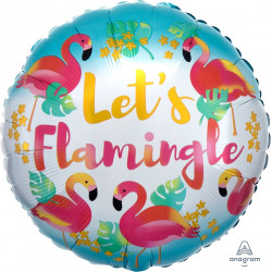 LET'S FLAMINGLE STANDARD S40 PKT