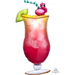 "TROPICAL DRINK SHAPE P35 PKT (20"" x 41"")"