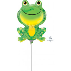 MR. FROGGY MINI SHAPE A30 INFLATED WITH CUP & STICK