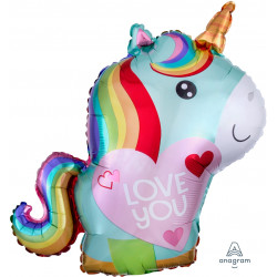 UNICORN LOVE JUNIOR SHAPE S40 PKT