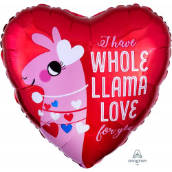 LLAMA LOVE STANDARD S40 PKT