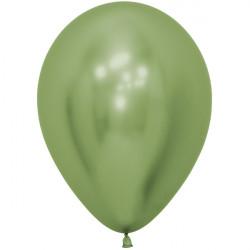 """LIME GREEN 931 12"""" SEMPERTEX REFLEX (50CT)"""