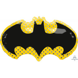 "BATMAN SHAPE P38 PKT (29"" x 16"")"