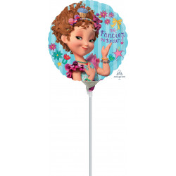 """FANCY NANCY 9"""" A20 INFLATED WITH CUP & STICK"""