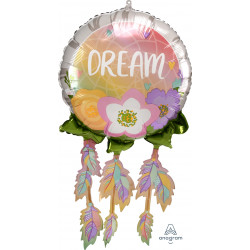 "DREAM CATCHER SHAPE P35 PKT (17"" x 29"")"
