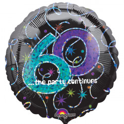 """PARTY CONTINUES 60 18"""" SALE"""