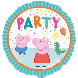 PEPPA PIG & FRIENDS PARTY STANDARD S60 PKT