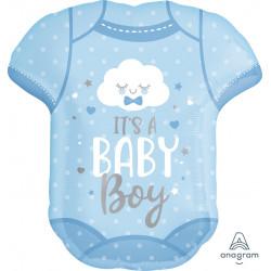 """ONESIE BABY BOY SHAPE P35 PKT (22"""" x 24"""")"""
