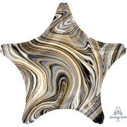 BLACK MARBLEZ STAR STANDARD S18 FLAT A