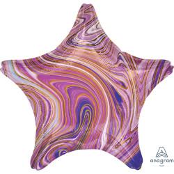 PURPLE MARBLEZ STAR STANDARD S18 FLAT A