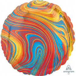 COLOURFUL MARBLEZ CIRCLE STANDARD S18 FLAT A
