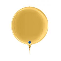 """GOLD GLOBE 11"""" PKT"""