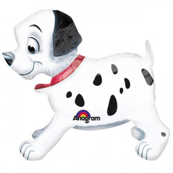 "101 DALMATIONS BALLOON BUDDIES AIRWALKER P60 PKT (25"" x 23"")"