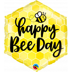 "HAPPY BEE DAY 20"" PKT IM"