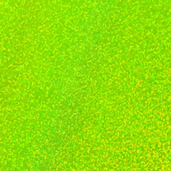 FLUORESCENT GREEN INTENSE SPARKLES DETAPE VINYL (305MM X 5M)