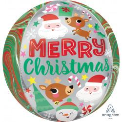 "ADORABLE CHRISTMAS BUDDIES ORBZ G20 PKT (15"" x 16"")"