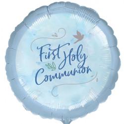FIRST HOLY COMMUNION BLUE STANDARD S40 PKT