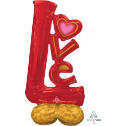 "BIG LOVE P70 AIRLOONZ PKT (29"" X 58"")"