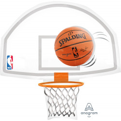"NBA BACKBOARD SHAPE P38 PKT (26"" x 26"")"