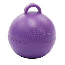 PURPLE 35G BUBBLE WEIGHT PACK (25)