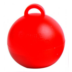RED 35G BUBBLE WEIGHT PACK (25)