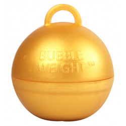 GOLD 35G BUBBLE WEIGHT PACK (25)