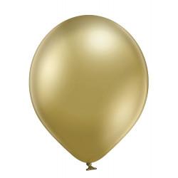 "GOLD 12"" GLOSSY BELBAL (100CT)"