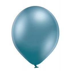 "BLUE 12"" GLOSSY BELBAL (100CT)"