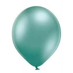 "GREEN 12"" GLOSSY BELBAL (100CT)"