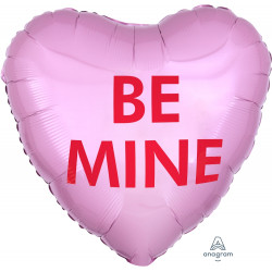 BE MINE CANDY HEART STANDARD S40 PKT