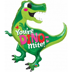 """YOU'RE DINO-MITE 42"""" SHAPE GROUP D PKT YMF"""