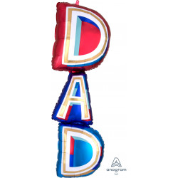 "DAD STACK SHAPE P30 PKT (12"" x 39"")"