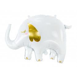 ELEPHANT SHAPE 61cm x 46cm PKT