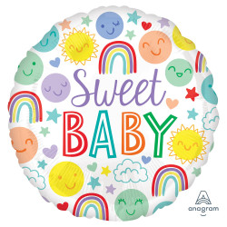 SWEET BABY ICONS STANDARD S40 PKT