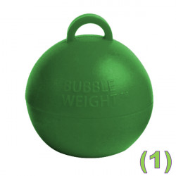 JUNGLE GREEN 35G BUBBLE WEIGHT SINGLE (1)