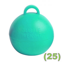 FRESH MINT 35G BUBBLE WEIGHT PACK (25)