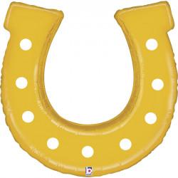 """GOLDEN HORSE SHOE GRABO SHAPE 38"""" PKT"""