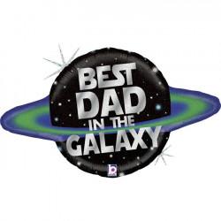 """GALACTIC BEST DAD 31"""" GRABO SHAPE D PKT"""