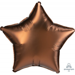 COCOA SATIN LUXE STAR STANDARD S15 FLAT A