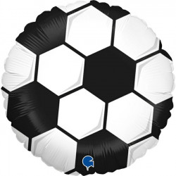 """SOCCER BALL/FOOTBALL 9"""" FLAT"""