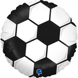 """SOCCER BALL/FOOTBALL GRABO 18"""" PKT"""