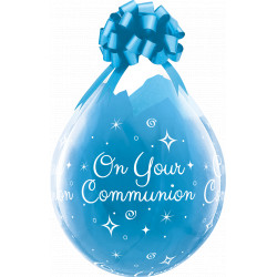 """ON YOUR COMMUNION 18"""" DIAMOND CLEAR (25CT) YJH"""