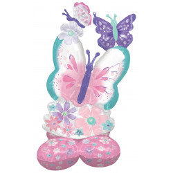 """FLUTTERS BUTTERFLY AIRLOONZ P70 PKT (28"""" x 44"""")"""