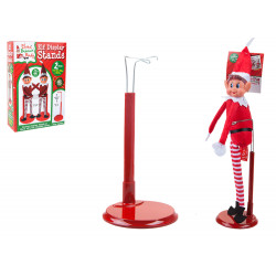 "ELVES BEHAVIN' BADLY ADJUSTABLE STAND FOR 12"" ELF DOLLS 2 PIECE"