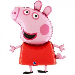 """PEPPA PIG GRABO 41"""" SHAPE FLAT"""