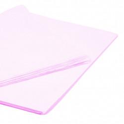 LIGHT PINK TISSUE PAPER 50cm x 76cm  (250 SHEETS)